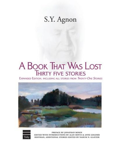 Book That Was Lost