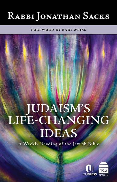 Judaism's Life Changing Ideas